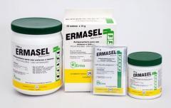 Antiparasitario para uso interno y externo en polvo soluble