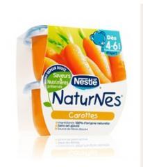 Alimento para bebé marco NaturNes