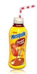 Polvo de cacao natural brand Nesquik
