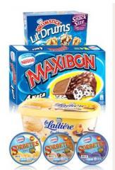 Helado marco Nestle