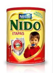 Nutrición infantil marco Nido