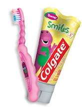 Cepillos Dentales Colgate® Smiles