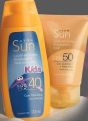Las cremas, protector solar