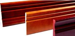 Productos de cemento de fibra