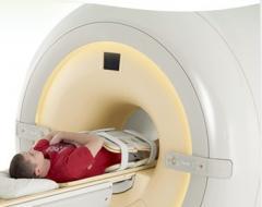Tomografía de resonancia magnética