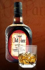 Whisky brand Old Parr