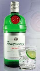 La ginebra Tanqueray