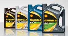 Motor oils for diesel engines