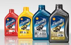 Oils for motorcycles
