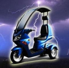 Motocicletas triciclos