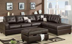 Corner suave sofá