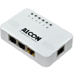 Port 10/100Mbps and 1 port PoE Switch (12V) OA-S0512
