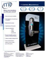 Llavines biometricos