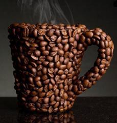 El café instantáneo