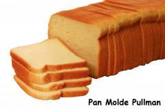Pan molde pullman