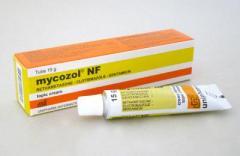 Ungüento dermatológico Mycozol NF