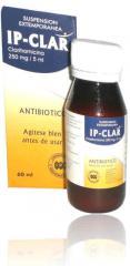 Antibiótico IP-Clar Suspensión