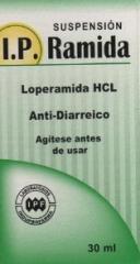 Los medicamentos antidiarreicos IP Ramida