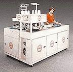 Máquina de coser industrial Model 411