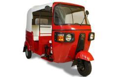 Tres ruedas de bicicleta  Bajaj Torito 205D – tuc tuc