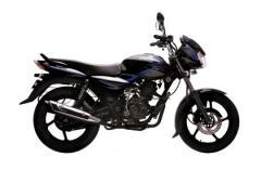 Motocicletas para los turistas Bajaj Discover 150