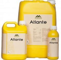Fertilizantes de nitrógeno y potasio Atlante