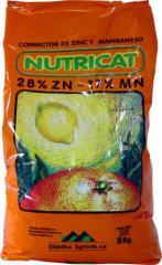 Nutricat Zinc-Manganeso