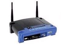 Router CISCO-WRT54G