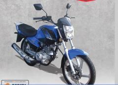 Motocicletas para los turistas AHM Furia 150