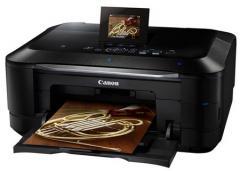 Impresora canon pixma mg8220