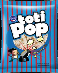 El maíz de aire Toti pop