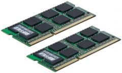 Los módulos de memoria para ordenadores portátiles