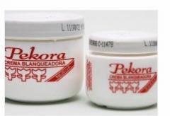 Crema de las manchas de pigmentación