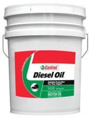 El aceite de motor para los motores diesel de