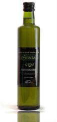 El aceite de oliva con sabor