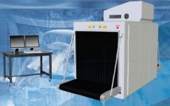 De rayos X de control del sistema