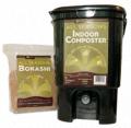 Establecer para el compostaje